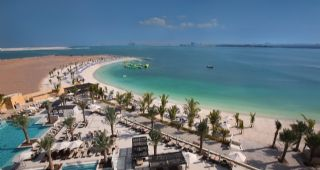 DUBAI: DOUBLE TREE by HILTON MARJAN ISLAND